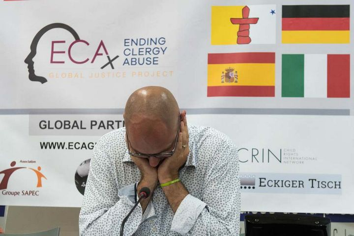 Gallery - ECA at Work - ECA Ending Clergy Abuse-Global Justice Project