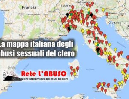 New information revealed on the serious scope of clergy sexual abuse in Italy