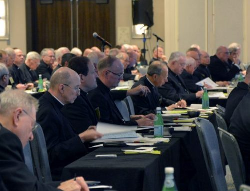 Bishops' Proposal Designed to Prevent U.S. Justice System Oversight