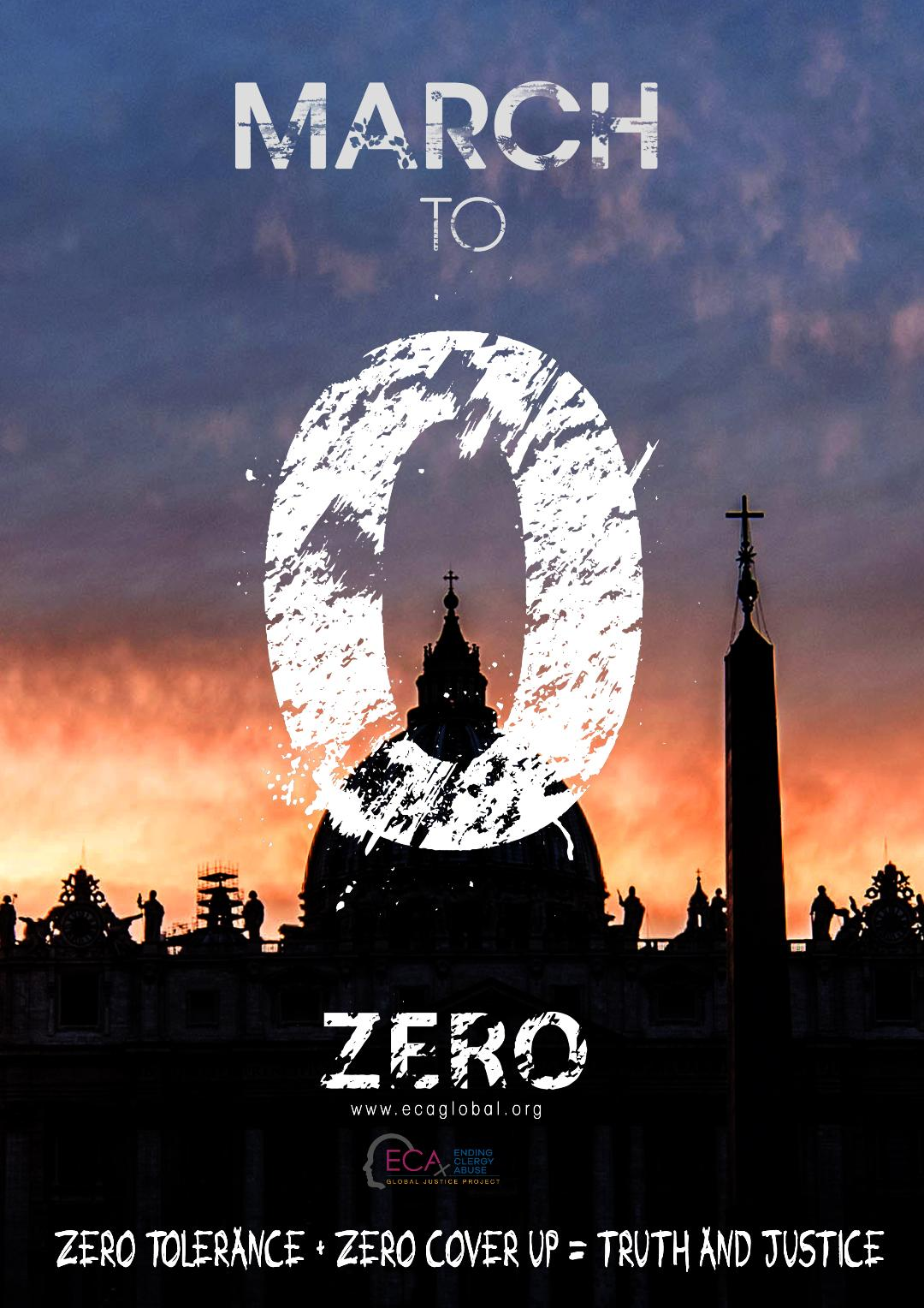 Zero Tolerance - ECA Ending Clergy Abuse-Global Justice Project
