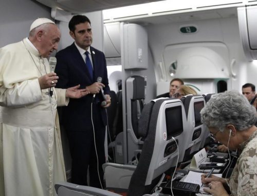 ECA está decepcionado por las declaraciones del Papa Francisco