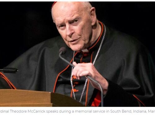 Link to McCarrick Report