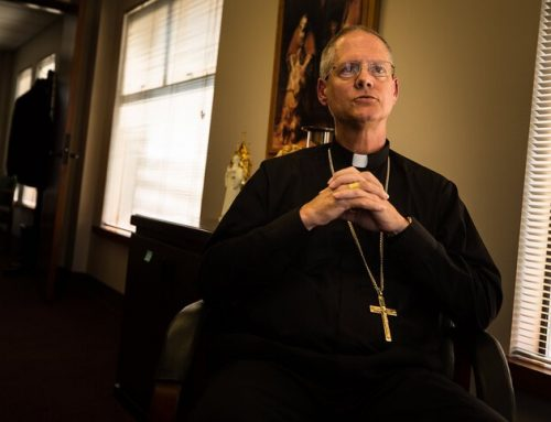 Seattle archbishop is stonewalling push for more transparency of church sex-abuse cases, group contends.